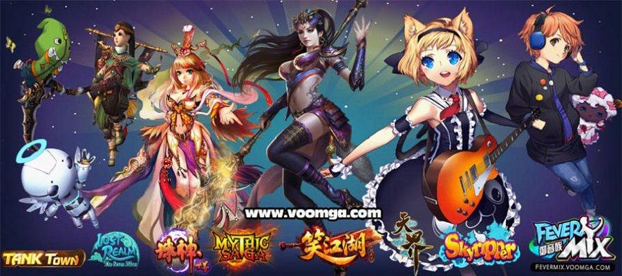 Voomga游戏特区